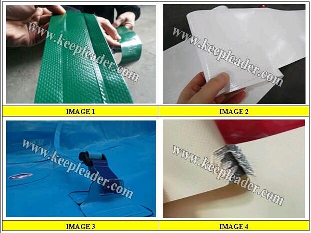 High Frequency PVC Tarpaulin Canvas Sealing Machine